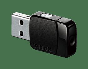 Adaptador Wi-Fi USB AC600 MU-MIMO