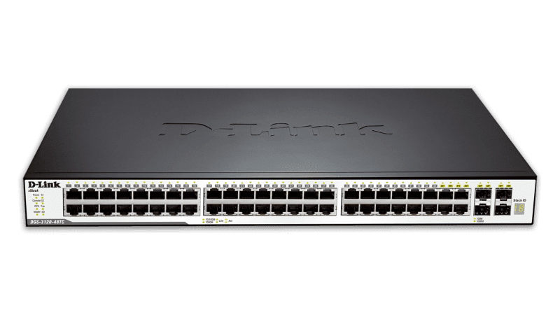 Switche ​​xStack Gigabit TC