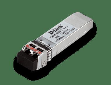 Transceptor SFP + 10GBase-ER (modo único 1515nm) – 40 km