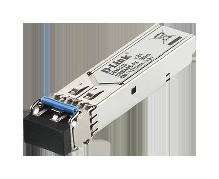 Transceiver SFP 100Base-FX Monomodo 15KM