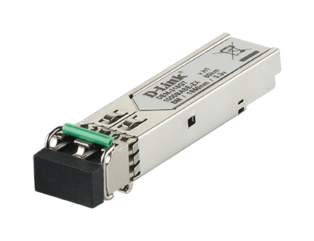 Transceiver SFP 1000BASE‑ZX Monomodo 80Km