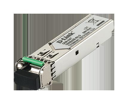 Transceiver SFP WDM 1000Base-BXD Monomodo 10Km