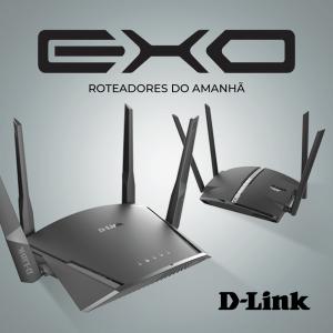 Roteadores EXO D-LInk