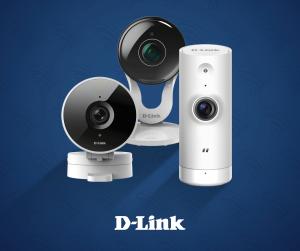 câmeras D-Link