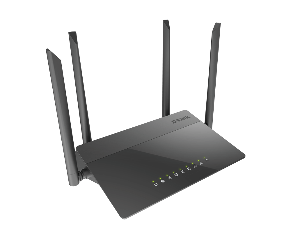 Roteador Wi-Fi AC1200 TR-069 porta WAN Gigabit