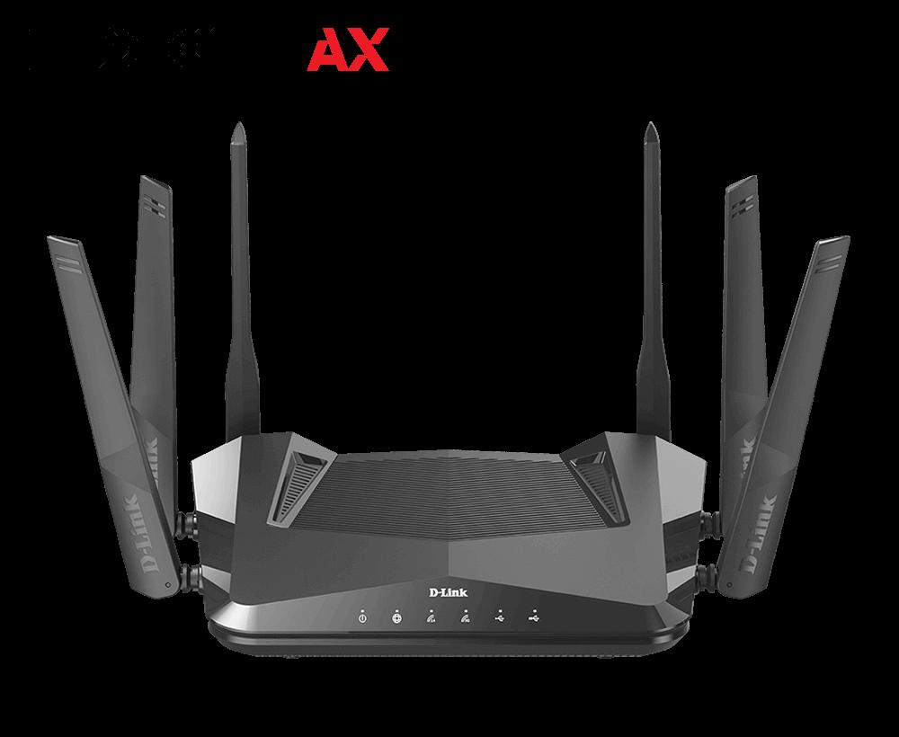Roteador Wi-Fi 6 EXO AX5400 Gigabit